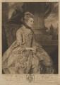 Elizabeth Montagu (née Robinson), by and published by John Raphael Smith, after  Sir Joshua Reynolds - NPG D13746