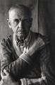 Graham Sutherland, by Roger George Clark - NPG x15117