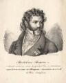 Bartolomeo Pergami, by Godefroy Engelmann - NPG D13721
