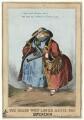 Elizabeth Conyngham (née Denison), Marchioness Conyngham, by William Heath - NPG D13817