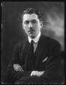 Alec Stratford Cunningham-Reid, by Bassano Ltd - NPG x122108