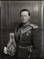 John Albert Edward William Spencer-Churchill, 10th Duke of Marlborough, by Bassano Ltd - NPG x81221