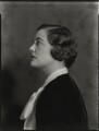Mary Spencer-Churchill (née Cadogan), Duchess of Marlborough, by Bassano Ltd - NPG x81225