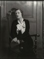 Mary Spencer-Churchill (née Cadogan), Duchess of Marlborough, by Bassano Ltd - NPG x81226