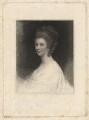 Charlotte Lennox (née Ramsay), by Francesco Bartolozzi, after  Sir Joshua Reynolds - NPG D13802
