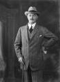 Edmund Henry Hynman Allenby, 1st Viscount Allenby, by Bassano Ltd - NPG x18141
