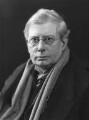 Sir George James Frampton, by Bassano Ltd - NPG x18117
