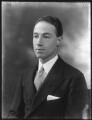 Sir Philip Albert Gustave David Sassoon, 3rd Bt, by Bassano Ltd - NPG x80963