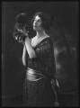 Hon. Harriet Fane (née Hepburn-Stuart-Forbes-Trefusis), by Bassano Ltd - NPG x28118