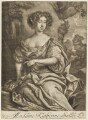 Catherine Sedley, Countess of Dorchester, published by Richard Tompson, after  Sir Peter Lely - NPG D18790