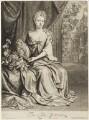 Grace (née Granville), Countess Granville and Viscountess Carteret, by John Smith, published by  Edward Cooper, after  Johann Kerseboom - NPG D18694