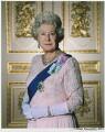 Queen Elizabeth II, by John Swannell - NPG x125851