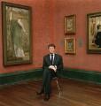 Sir Nicholas Andrew Serota, by Emily Andersen - NPG x125860