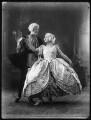 Clarice Mayne; Daisy Burrell, by Bassano Ltd - NPG x122173