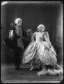 Clarice Mayne; Daisy Burrell, by Bassano Ltd - NPG x122175