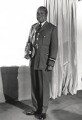 Kenneth David Kaunda, by Rex Coleman, for  Baron Studios - NPG x125966