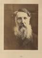 Edward John Eyre, by Julia Margaret Cameron - NPG P985