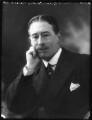 Lawrence John Lumley Dundas, 2nd Marquess of Zetland, by Bassano Ltd - NPG x122264