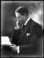 Lawrence John Lumley Dundas, 2nd Marquess of Zetland, by Bassano Ltd - NPG x122267