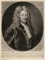 Sir Christopher Wren, by John Smith, after  Sir Godfrey Kneller, Bt - NPG D17862