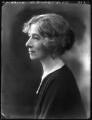 Angela Mary (née Corbally), Lady Tyrwhitt, by Bassano Ltd - NPG x122325