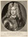 Prince George of Denmark, Duke of Cumberland, by Pieter Schenck, after  Unknown artist - NPG D17875