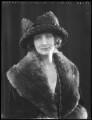 Anne Claudia Whalley Kennard (née Foot), by Bassano Ltd - NPG x37075