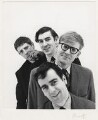 Beyond the Fringe (Jonathan Miller; Peter Edward Cook; Dudley Moore; Alan Bennett), by Cecil Beaton - NPG x126027