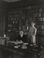 Leopold Stennett Amery; (Adeliza) Florence Amery (née Hamar Greenwood), by Cecil Beaton - NPG x14005