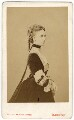Queen Alexandra, by Augustin Aimé Joseph Le Jeune - NPG x126029