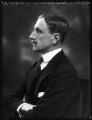 FitzRoy Richard Somerset, 4th Baron Raglan, by Bassano Ltd - NPG x122446
