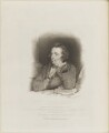 George Colman the Elder, by Edward Scriven, published by  T. Cadell & W. Davies, after  John Jackson, after  Sir Joshua Reynolds - NPG D13904