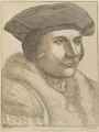 Sir Thomas More, by Richard Dalton, after  Hans Holbein the Younger - NPG D13912