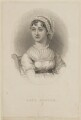 Jane Austen, published by Richard Bentley, after  Cassandra Austen - NPG D13873