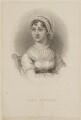 Jane Austen, published by Richard Bentley, after  Cassandra Austen - NPG D13873