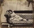 Edith Mary Liddell, by Lewis Carroll (Charles Lutwidge Dodgson) - NPG P991(6)