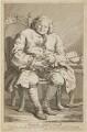 Simon Fraser, 11th Baron Lovat, by William Hogarth - NPG D13960