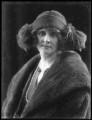 'Muriel Beaumont', Lady Du Maurier, by Bassano Ltd - NPG x75264