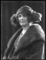 'Muriel Beaumont', Lady Du Maurier, by Bassano Ltd - NPG x75265
