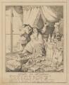 Dido in Despair (Caroline Amelia Elizabeth of Brunswick), attributed to Theodore Lane, published by  George Humphrey - NPG D17918b