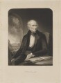 William Wordsworth, by Edward McInnes, published by  Sir Francis Graham Moon, 1st Bt, after  Margaret Gillies - NPG D13986