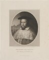 John Cosin, by Edward Scriven, published by  Nichols, Son & Bentley - NPG D14050