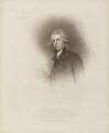 Richard Brinsley Sheridan, by Edward Scriven, published by  T. Cadell & W. Davies, after  John Wright, after  Sir Joshua Reynolds - NPG D14139