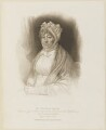 Hannah More, by James Godby, published by  T. Cadell & W. Davies, after  Edward Bird - NPG D14218