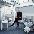 Tom Dixon, by Trevor Ray Hart - NPG x126059