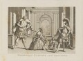 Farinelli Cuzzoni and Senesino (Gaetano Berenstadt; Francesca Cuzzoni; Francesco Bernardi ('Senesino') and an unknown sitter), by Inigo Barlow, after  Unknown artist - NPG D13888