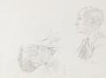 Sir Frederick Ashton; Lord David Cecil, by Cecil Beaton - NPG D17949(20)