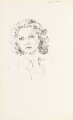 Unknown woman, by Cecil Beaton - NPG D17958(8)