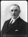 Sir (John Edward) Kynaston Studd, 1st Bt, by Bassano Ltd - NPG x122713