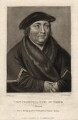 Unknown sitter formerly known as Thomas Cromwell, Earl of Essex, by Richard Earlom, after  Unknown artist - NPG D1870